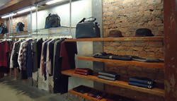 Fred Perry Shop Fit