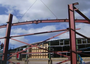 Erecting Structural Steel