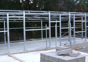 Structure Steel for Dog Kennels